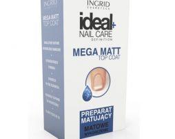 Mattító fedőlakk INGRID 7 ml (MEGA MATT)