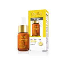 C-vitaminos arcszérum (arcápoló olaj) és nyakszérum liposzomás – bőrvilágosító hatással
