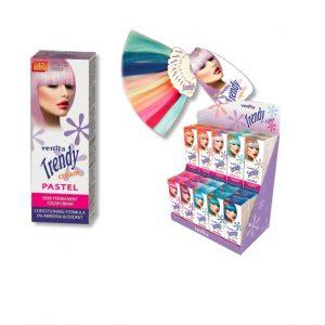 Trendy - Hajszínező krém set
