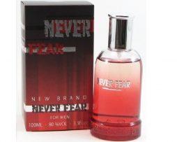 N.B. Never Fear 100ml EDT -férfi