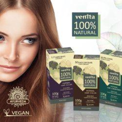 Hajfesték Henna 100% természetes növényi festék